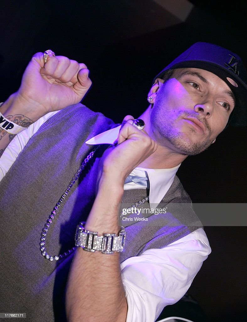 Kevin Federline Music Video Shoot After Party at Pure Nightclub ? Inside