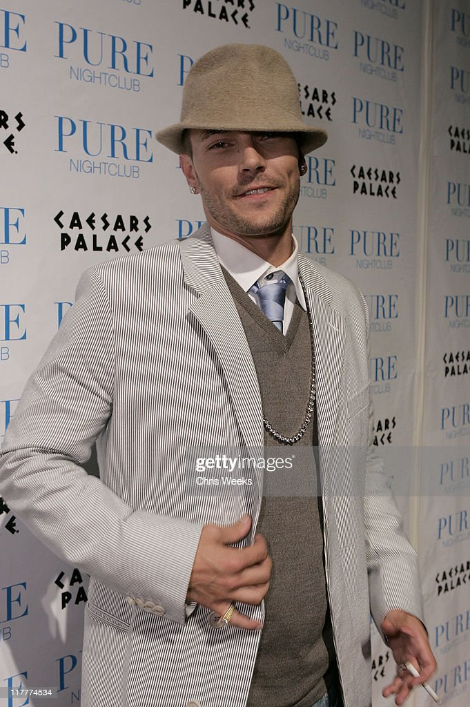 Kevin Federline Music Video Shoot After Party at Pure Nightclub - Red Carpet