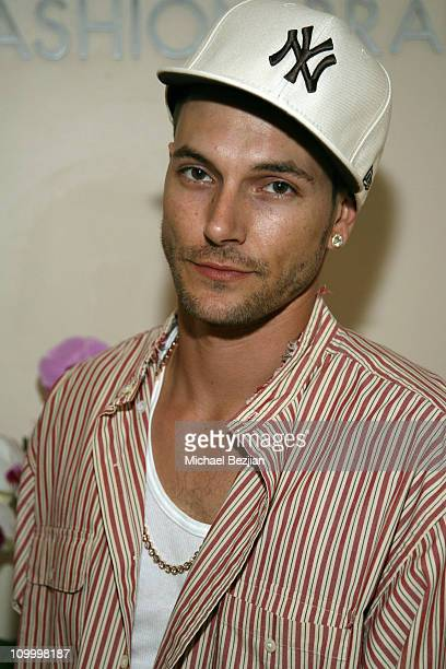 Kevin Federline during Kevin Federline's Record Release Party Presented by Primary Action at Liberace's Penthouse in Los Angeles California United...