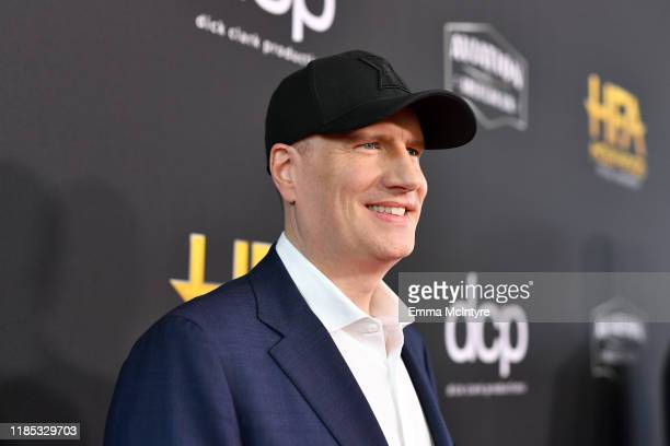 Kevin Feige attends the 23rd Annual Hollywood Film Awards at The Beverly Hilton Hotel on November 03, 2019 in Beverly Hills, California.