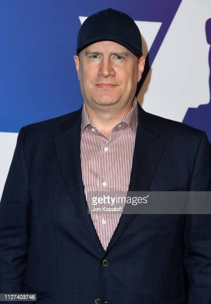 Kevin Feige attends the 91st Oscars Nominees Luncheon at The Beverly Hilton Hotel on February 04 2019 in Beverly Hills California