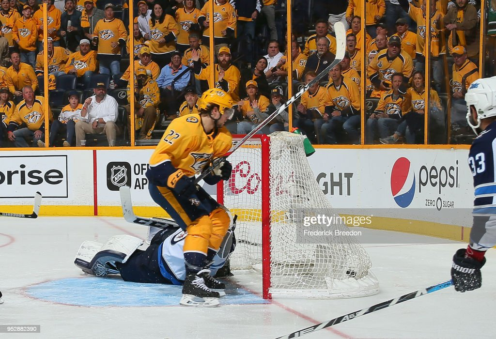 Winnipeg Jets v Nashville Predators - Game Two
