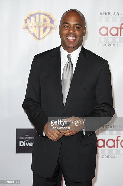 Kevin Frazier appears on the red carpet for the 2nd Annual AAFCA Awards on December 13 2010 in Los Angeles California