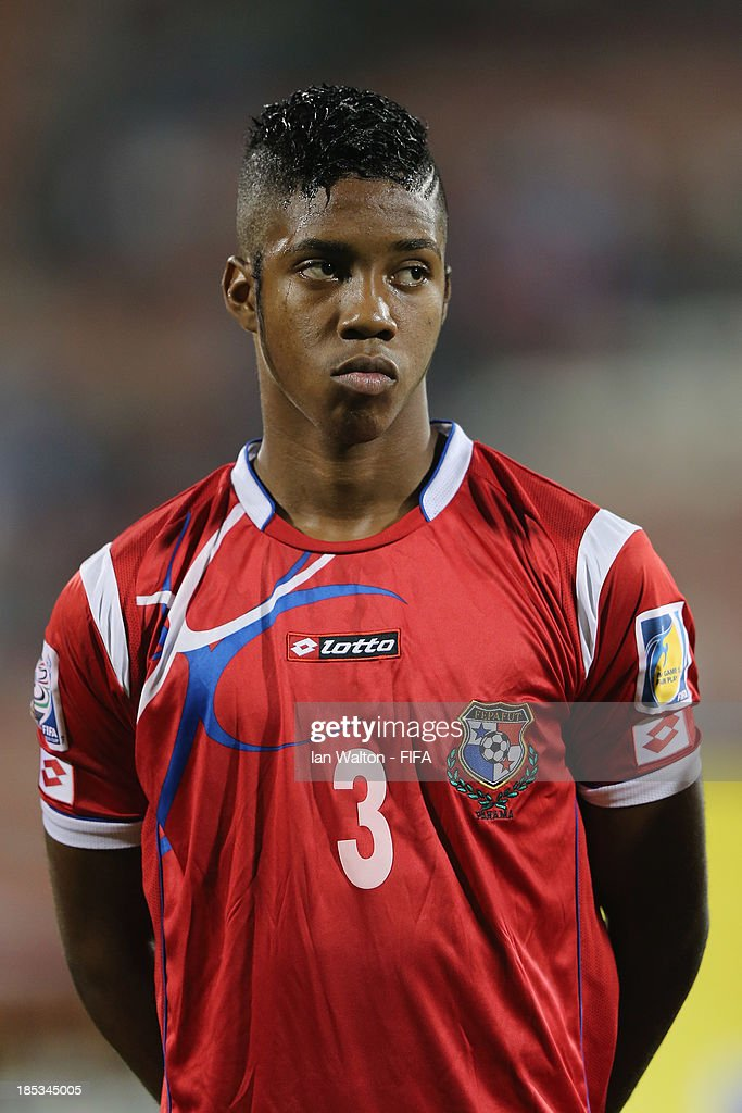 Kevin Galvan of Panama during the Group C, FIFA U-17 World