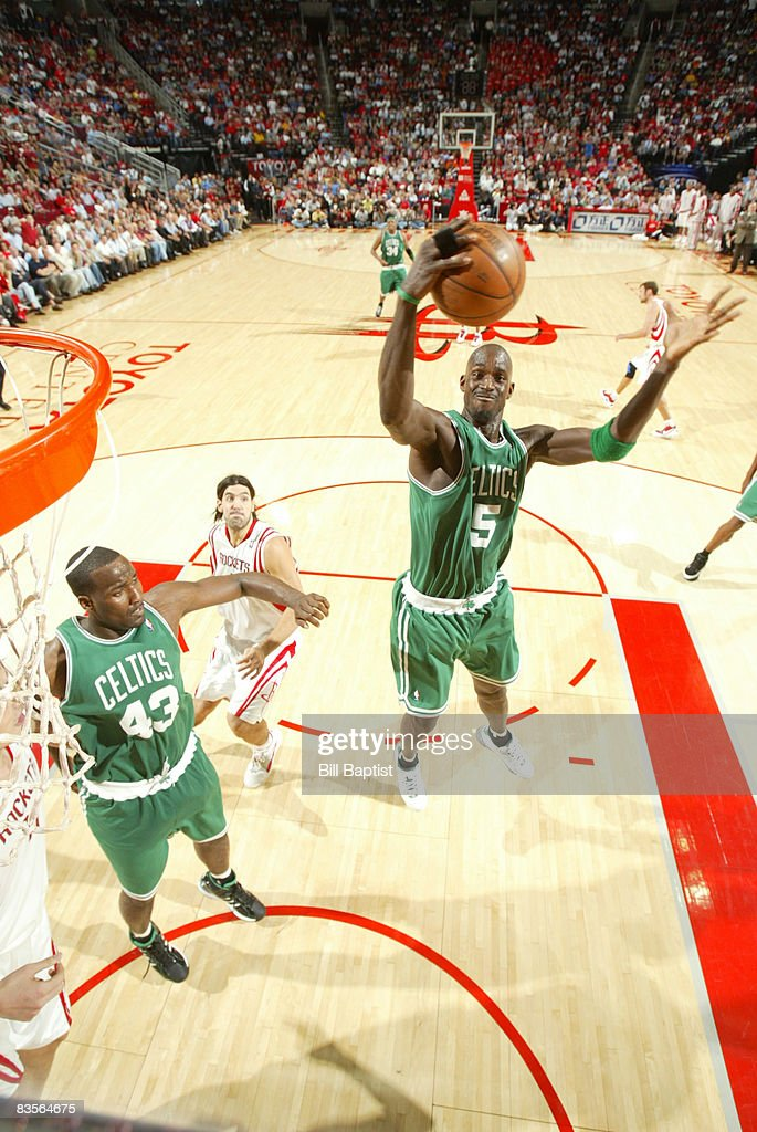 Boston Celtics v Houston Rockets : News Photo