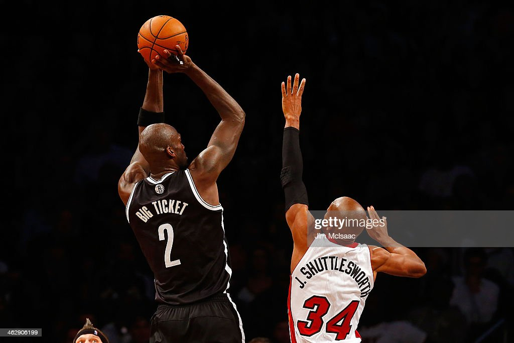 Miami Heat v Brooklyn Nets : News Photo