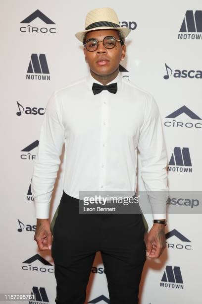 Kevin Gates attends 2019 ASCAP Rhythm Soul Music Awards at the Beverly Wilshire Four Seasons Hotel on June 20 2019 in Beverly Hills California