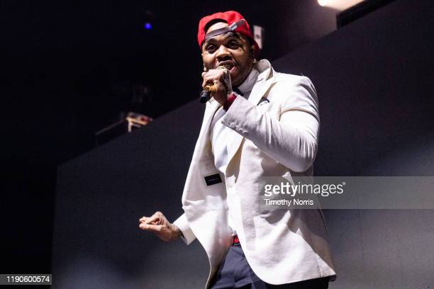 Kevin Gates performs at The Novo Theater at LA Live on November 27 2019 in Los Angeles California