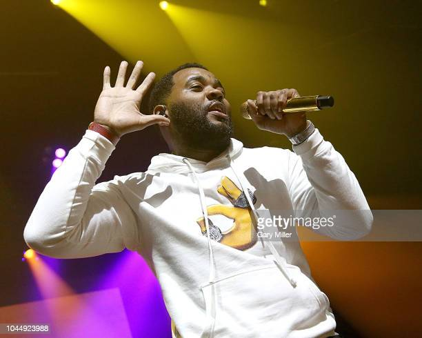 Kevin Gates performs in concert at ACL Live on October 2 2018 in Austin Texas