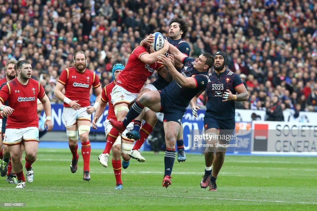France v Wales - RBS Six Nations : News Photo