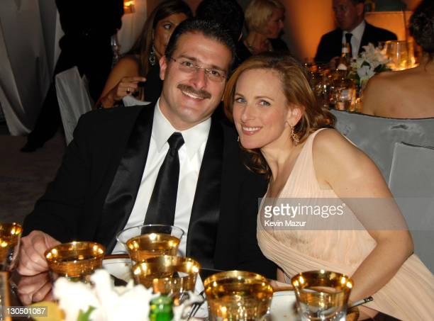 Kevin Grandalski and Marlee Matlin *EXCLUSIVE*