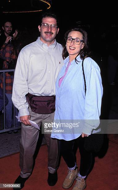 Kevin Grandalski Marlee Matlin during Ace Ventura When Nature Calls Westwood Premiere at Mann Village Theatre in Westwood California United States