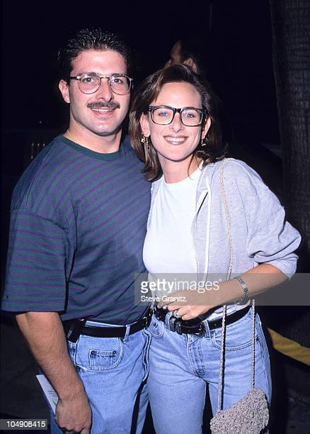 Kevin Grandalski Marlee Matlin during The Mask Los Angeles Premiere at Academy of Motion Picture Theater in Beverly Hills California United States