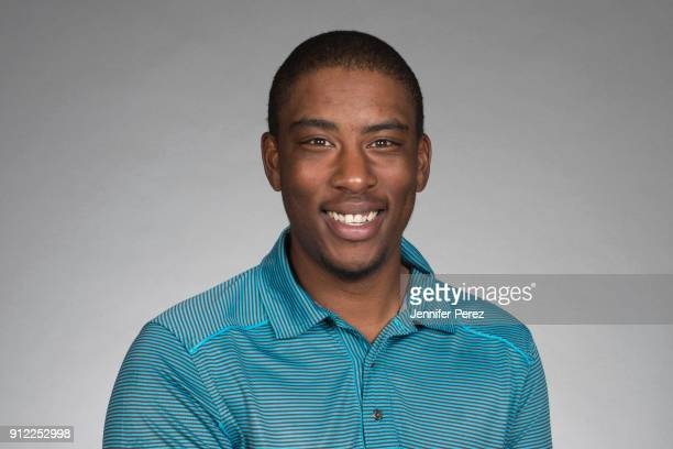 Kevin Hall current official PGA TOUR headshot