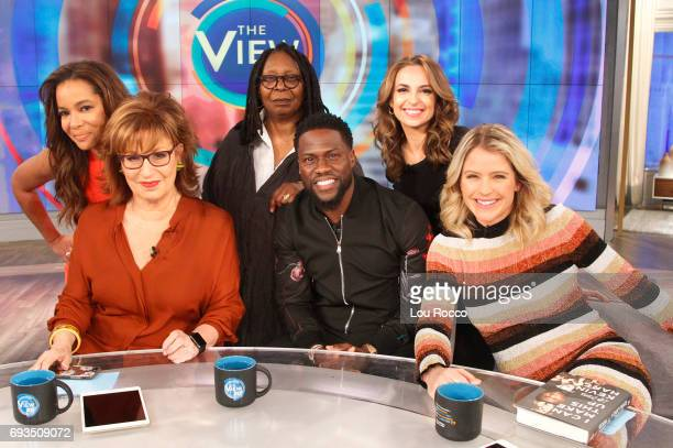 THE VIEW Kevin Hart is the guest Wednesday June 7 2017 on ABC's 'The View' 'The View' airs MondayFriday on the ABC Television Network HAINES