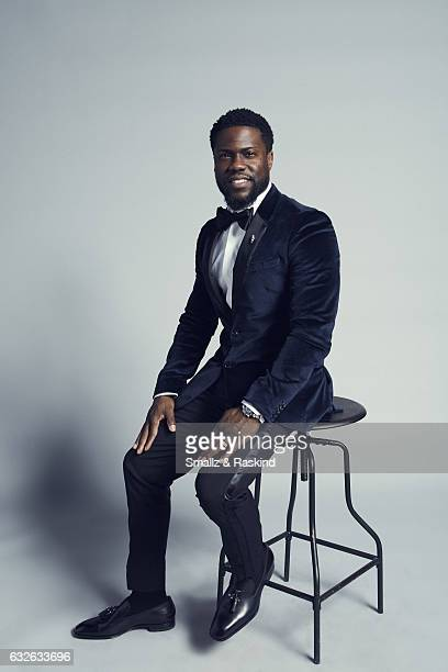 Kevin Hart poses for a portrait at the 2017 People's Choice Awards at the Microsoft Theater on January 18 2017 in Los Angeles California