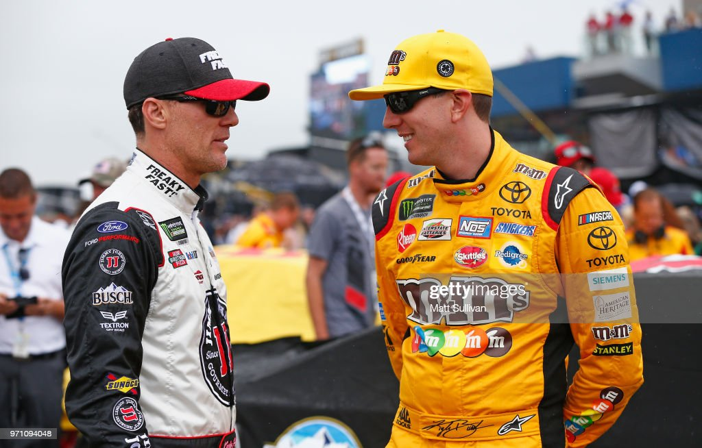 Monster Energy NASCAR Cup Series FireKeepers Casino 400 : News Photo