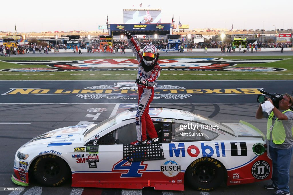 Monster Energy NASCAR Cup Series AAA Texas 500 : News Photo