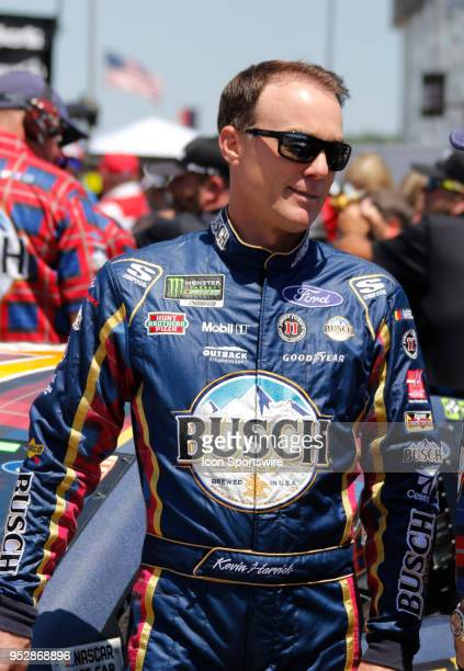 Stewart Haas Racing Busch Beer Ford Fusion Pictures and