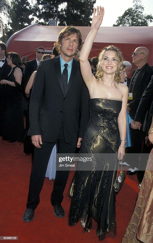 The 73rd Annual Academy Awards - Arrivals : News Photo