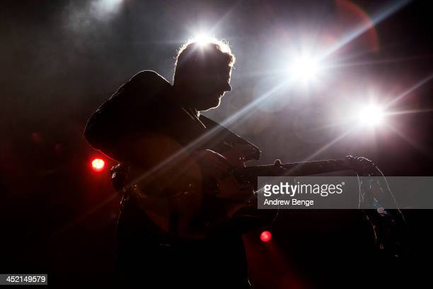 Kevin Hearn of Barenaked Ladies performs on stage at O2 Academy on November 26, 2013 in Leeds, United Kingdom.