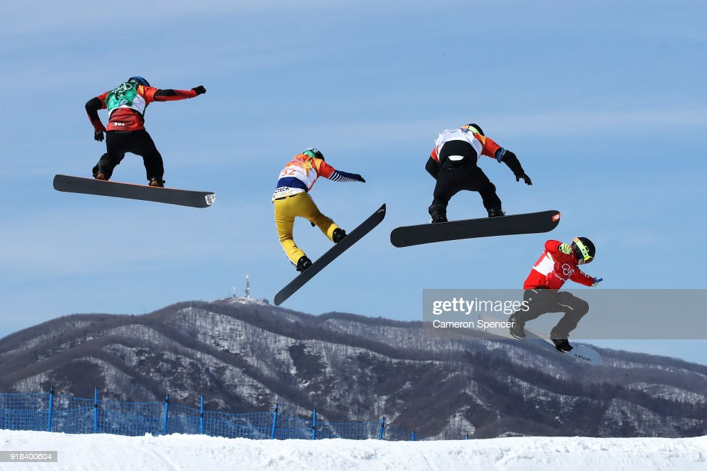 KOR: Winter Olympics - Best of Day 6