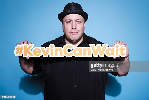 Kevin James at the CBS Upfront 2016 in Carnegie Hall on Wednesday May 18 'Kevin Can Wait' premieres in fall 2016 on the CBS Television Network