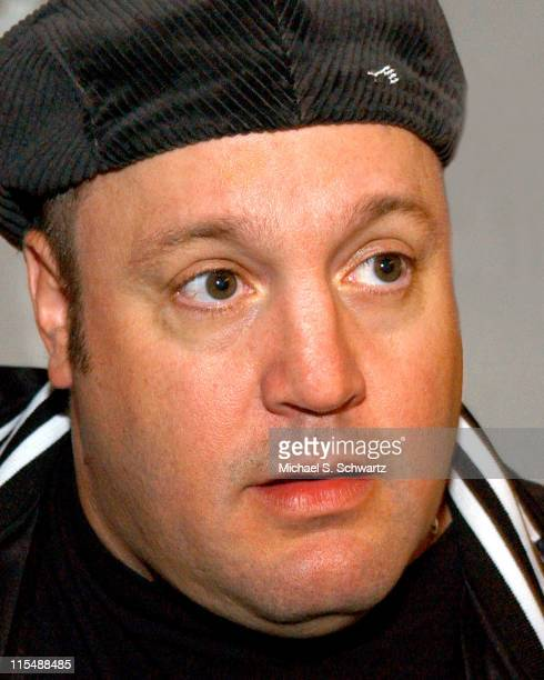 Kevin James during CAAF - A Night of Comedy - April 14, 2007 at The Wilshire Theatre in Beverly Hills, California, United States.