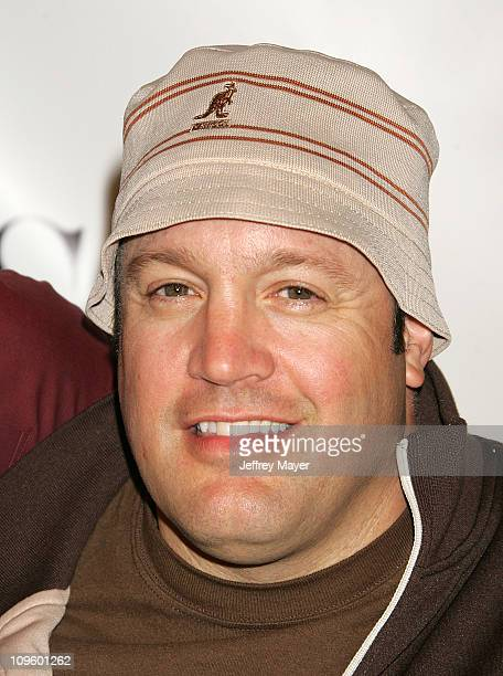 Kevin James during CBS/Paramount/UPN/Showtime/King World 2006 TCA Winter Press Tour Party - Arrivals at The Wind Tunnel in Pasadena, California,...