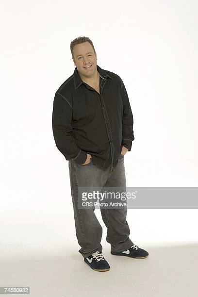Kevin James stars on THE KING OF QUEENS scheduled to air on the CBS Television Network