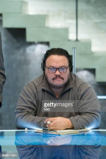 REDEMPTION 'Kevin Jensen' Episode 103 Pictured Adrian Martinez as Dumont