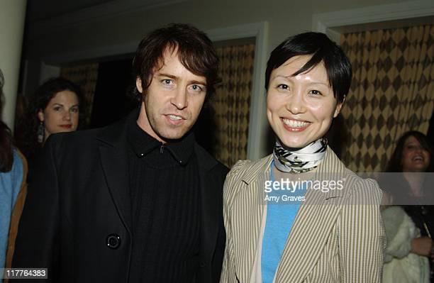 Kevin Johnn Designer And Michelle Mason