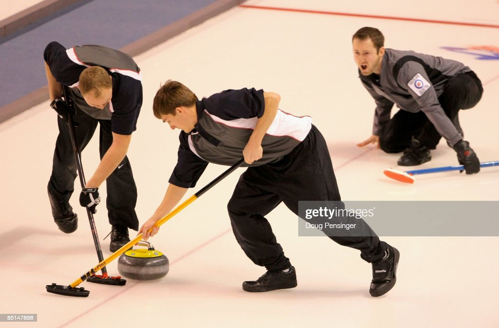 Curling Olympic Trials Day 7