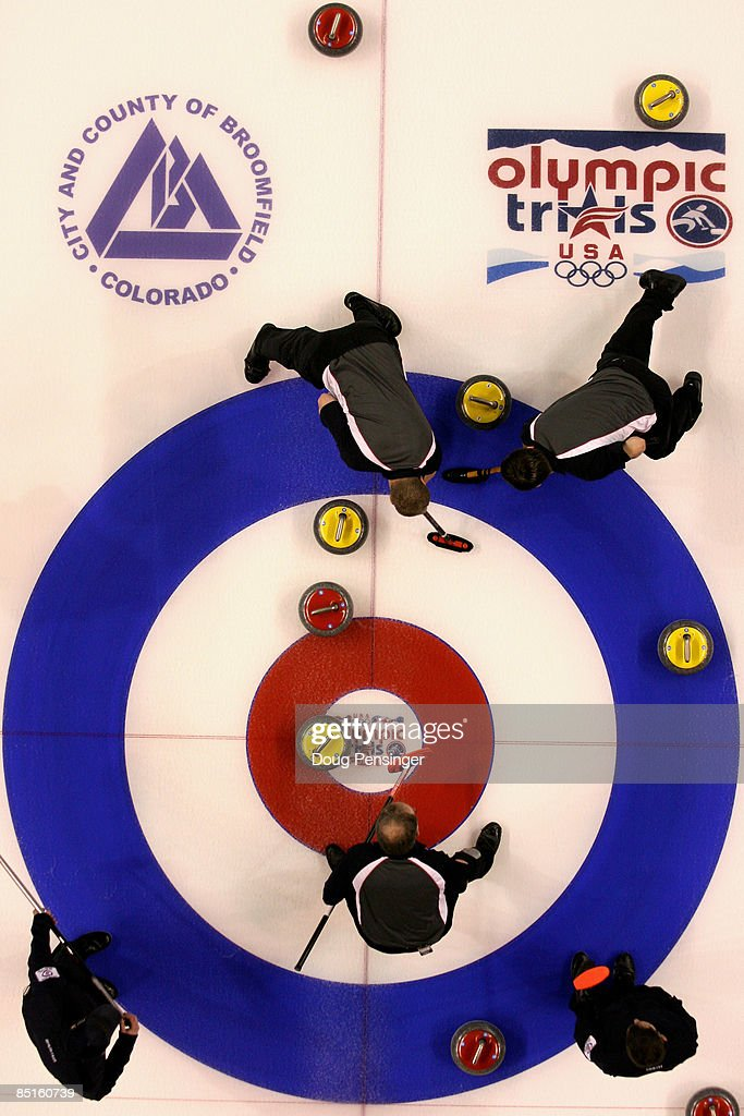 Curling Olympic Trials Day 8