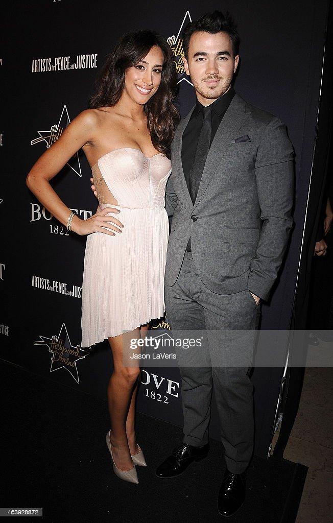 Hollywood Domino Annual Pre-Oscar Charity Soiree : News Photo