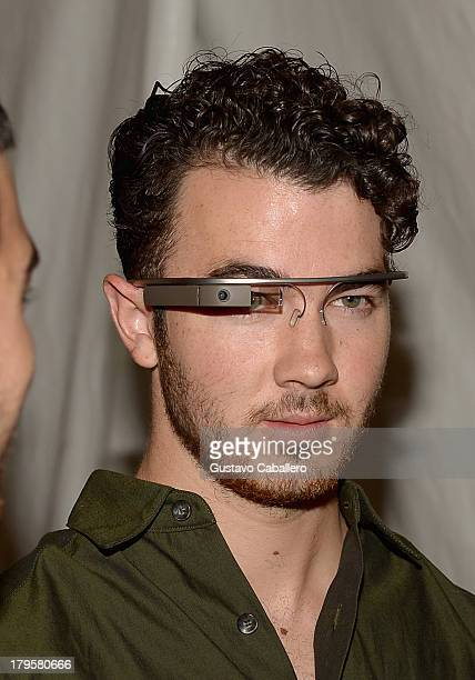 Kevin Jonas is seen Around Lincoln Center Day 1 MercedesBenz Fashion Week Spring 2014 at Lincoln Center for the Performing Arts on September 5 2013...