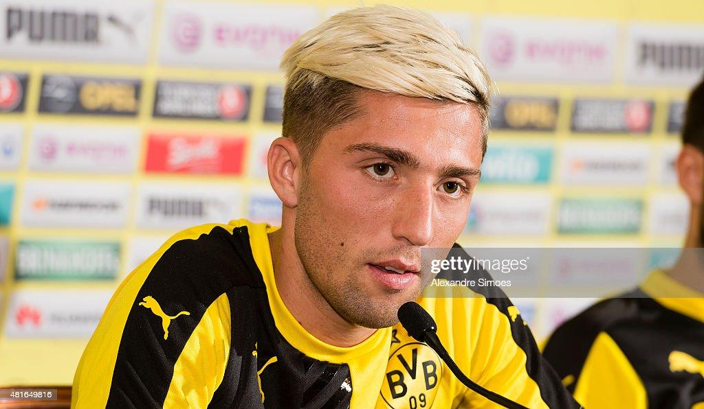 Borussia Dortmund Bad Ragaz Training Camp - Day 5 : News Photo