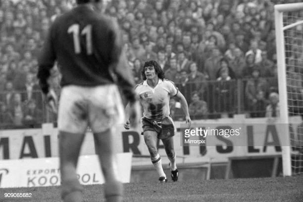 Kevin Keegan during the Czechoslovakia v England game UEFA European Championship Group 1 Final score 21 to Czechoslovakia Bratislava Czechoslovakia...