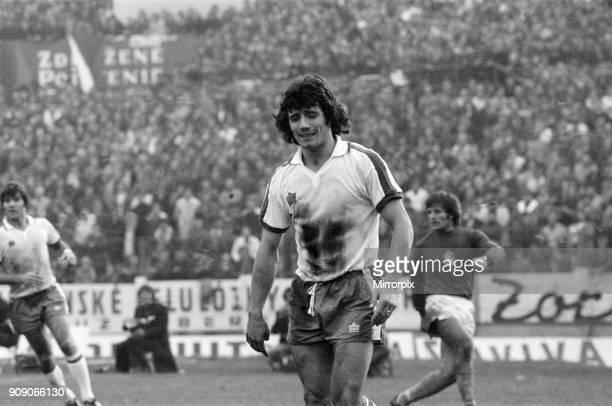 Kevin Keegan during the Czechoslovakia v England game, UEFA European Championship Group 1. Final score 2-1 to Czechoslovakia. Bratislava,...