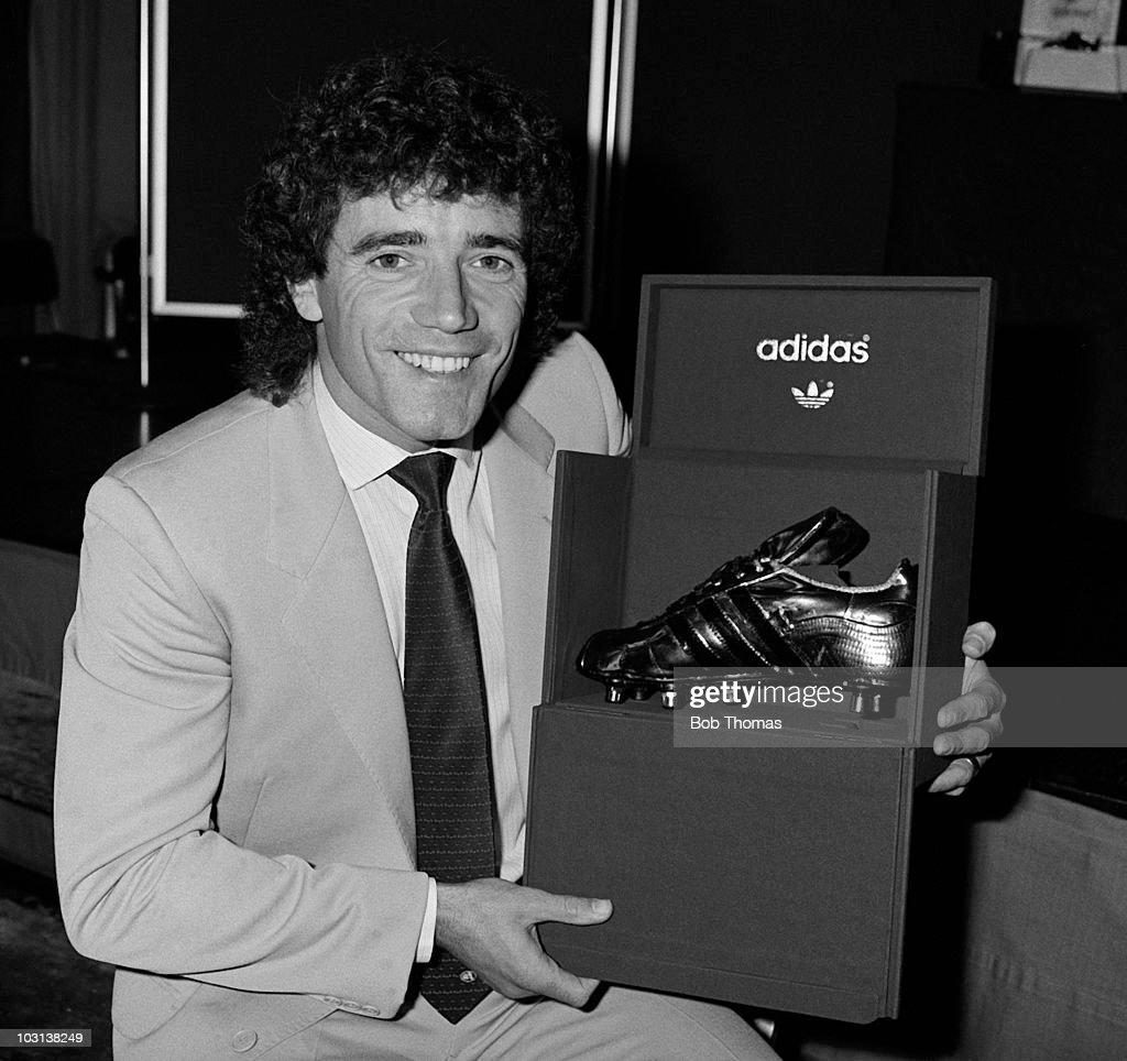 Adidas Golden Boot Awards : News Photo