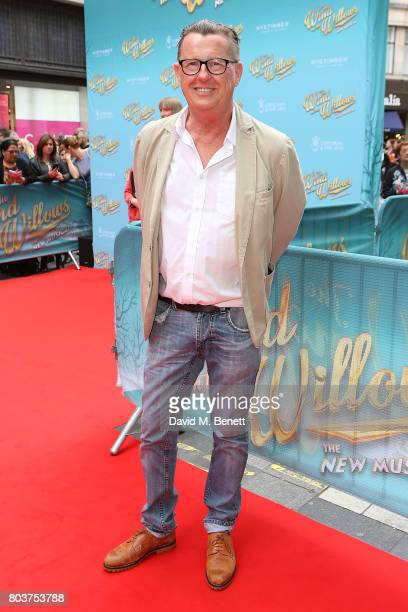 Kevin Kennedy attends the press night performance of 'The Wind In The Willows' at the London Palladium on June 29 2017 in London England