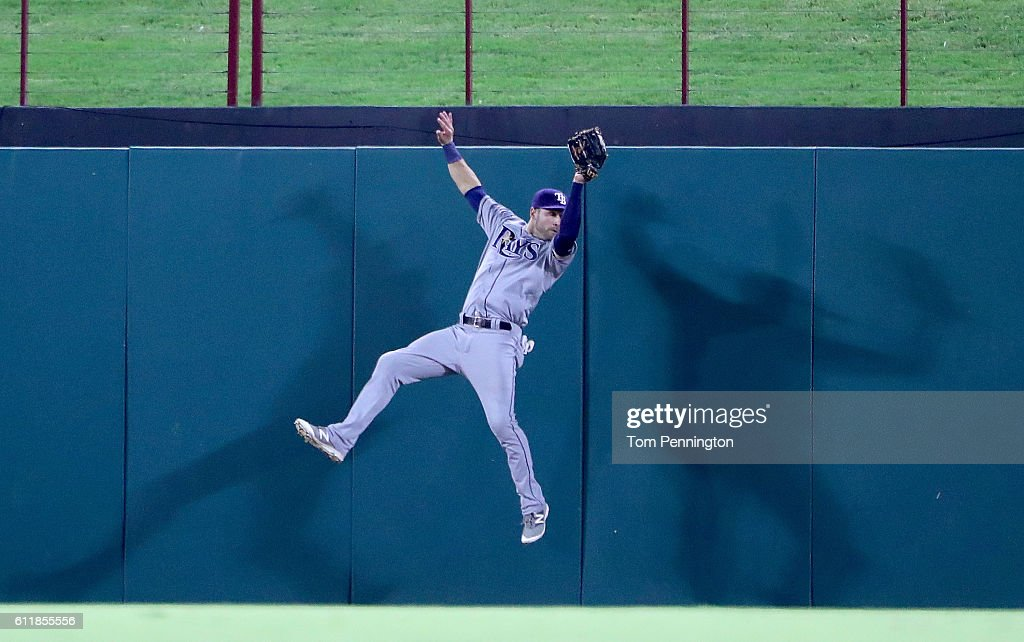 Tampa Bay Rays v Texas Rangers : News Photo