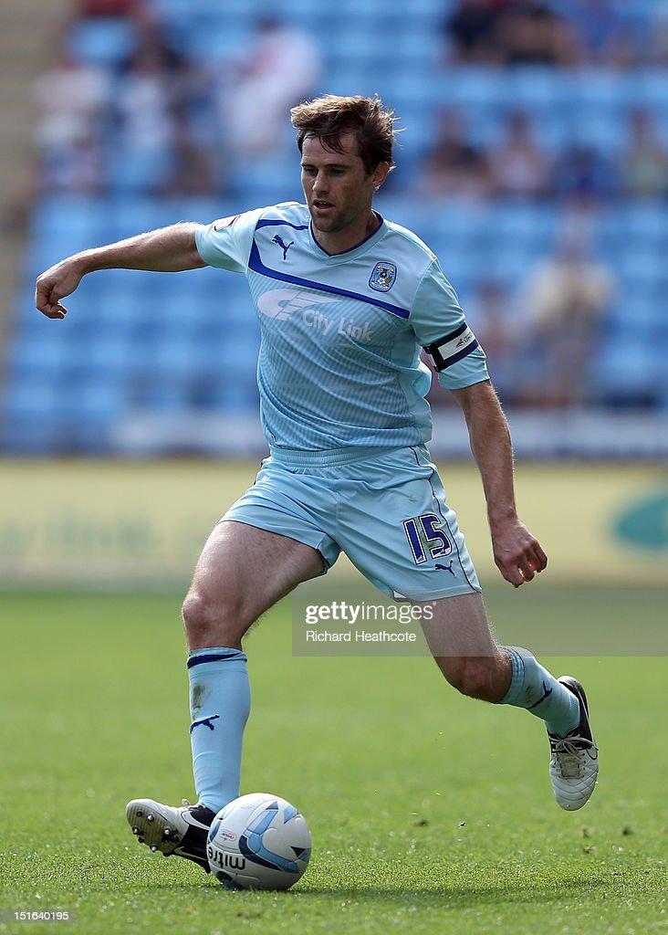 Coventry City v Stevenage - npower League One : News Photo