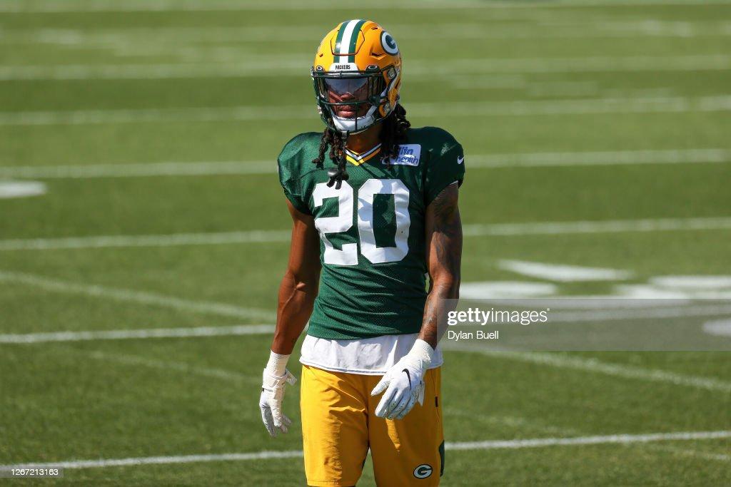 Green Bay Packers Training Camp : News Photo