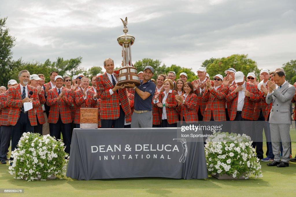 GOLF: MAY 28 PGA - DEAN & DELUCA Invitational - Final Round : News Photo