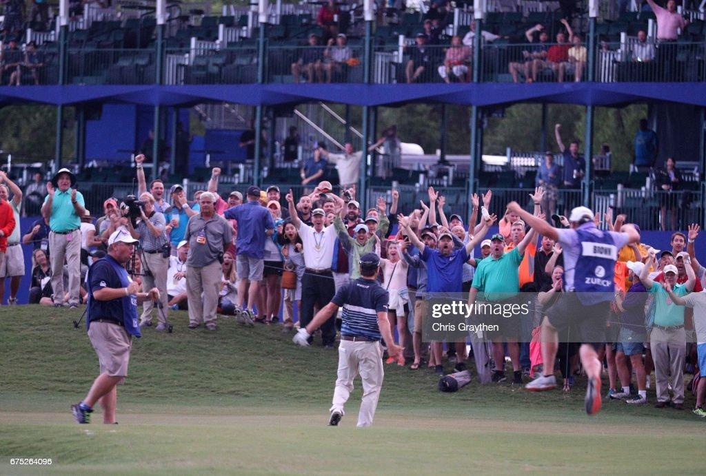 Zurich Classic Of New Orleans - Final Round : News Photo