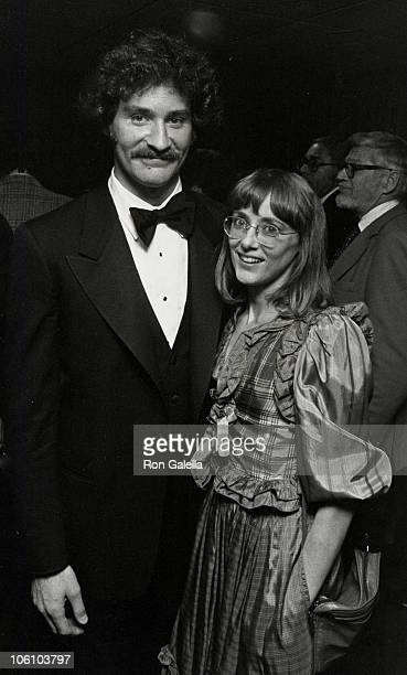 Kevin Kline and Mary Beth Hurt during Opening of Crimes of the Heart November 11 1981 at John Golden Theatre in New York City New York United States