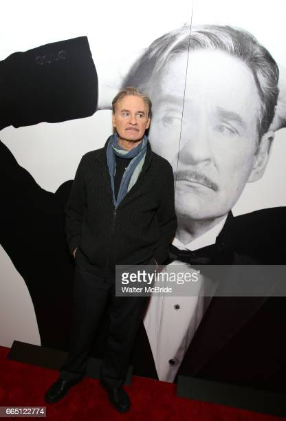 Kevin Kline attends Broadway Opening Night After Party for 'Present Laughter' at Gotham Hall on April 5 2017 in New York City