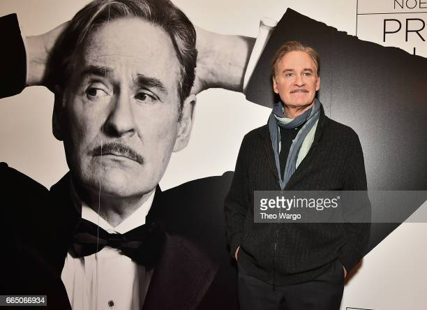 Kevin Kline attends Present Laughter Broadway Opening Night After Party at Gotham Hall on April 5 2017 in New York City