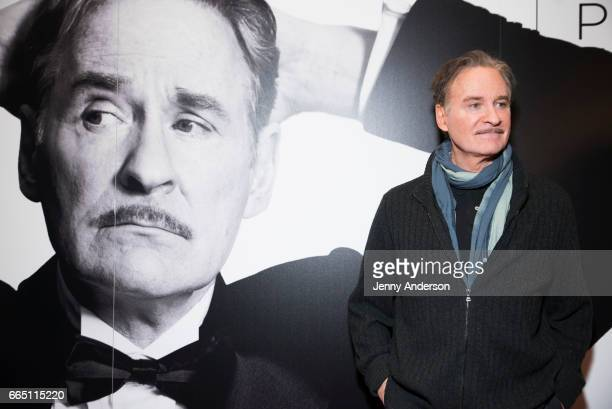 Kevin Kline attends 'Present Laughter' opening night party at Gotham Hall on April 5 2017 in New York City